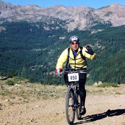 Leadville 100 Mountain Bike Race – 11:23